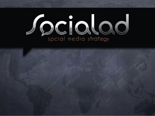 consumidor 2.0       Socialad           metodología            reporte         experiencia    contacto  Somos la agencia b...