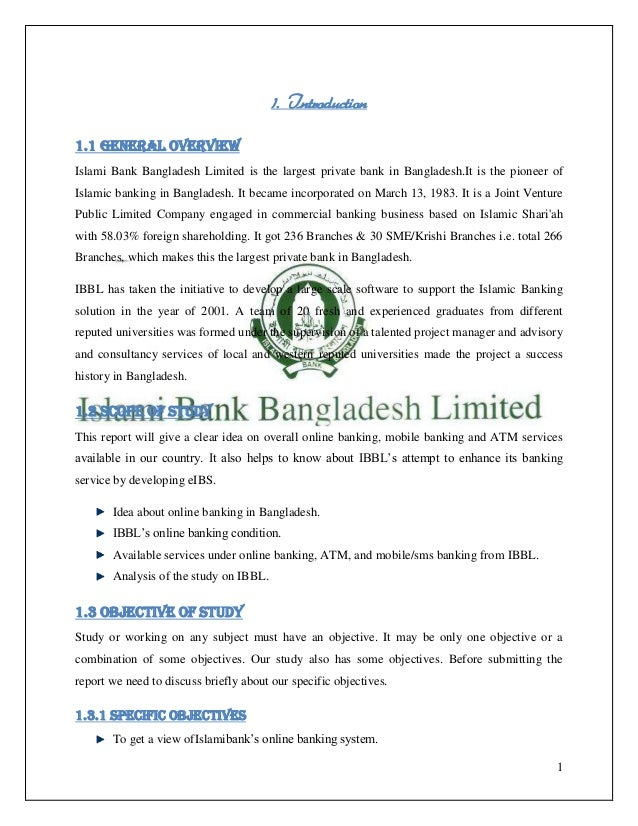 To find out its online banking services available.       To know the detailed information regarding IBBL's ATM services.  ...