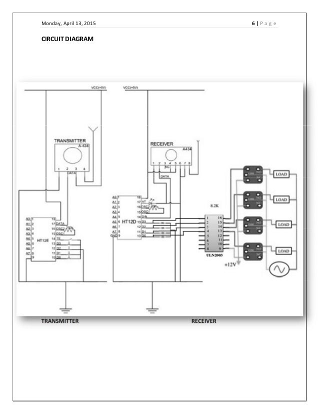 Wiring diagram for household appliances wiring diagram home appliances control using rf communication wiring diagram for household appliances asfbconference2016 Image collections