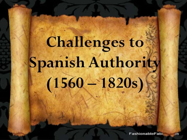 challenges to henrys authority How successful was henry vii in dealing with challenges to his royal authority in the years 1489-1499 24 marks in the years 1489 to 1499, henry dealt with.