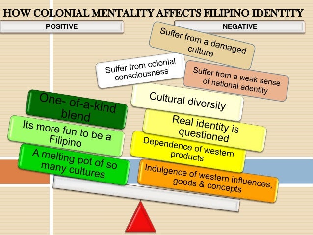Impacts of colonial mentality among filipinos