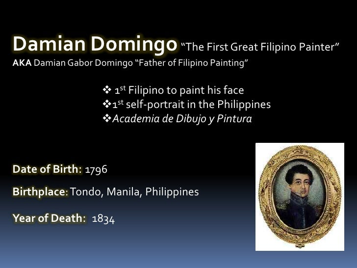 famous filipino artists and their works