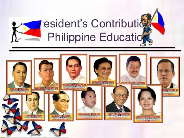 16 president of the philippines in order pdf