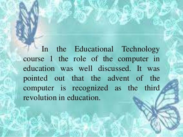 EducTech2 Rachelle T. Masalunga Slide 2