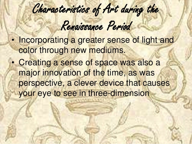 a look at arts in europe during the renaissance In italy, the nobility patronized the arts by 1600, renaissance thought had moved to other parts of europe remained dominant for over 200 years first take look at this graphic of the chariot-and-pole system.