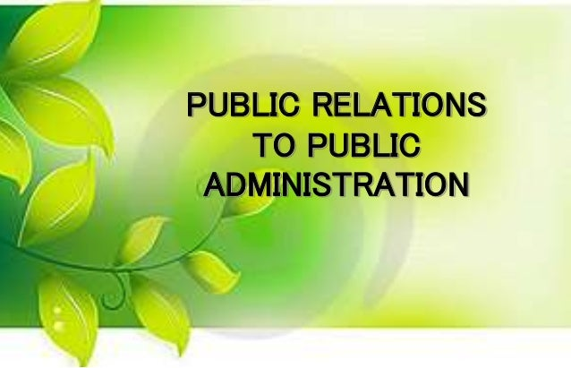 What is the Difference Between Public Management and Public Administration?