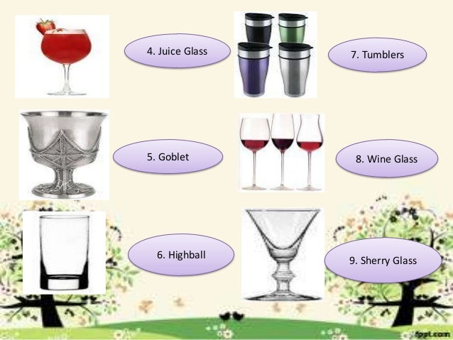 Dining preparation & Table Setting