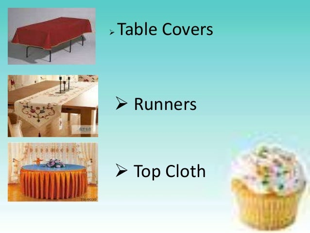 Dining Preparation Amp Table Setting