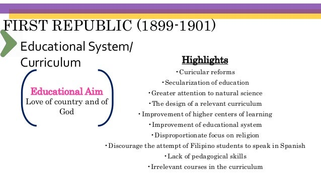 • In grade III geography and civic were added to the list of the subjects • Intermediate Curriculum consisted of subjects ...