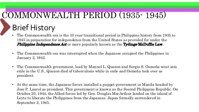 government system during the japanese period in the philippines Promote friendly relations between japan and the philippines education system during japanese period philippine educational system during the japanese period.