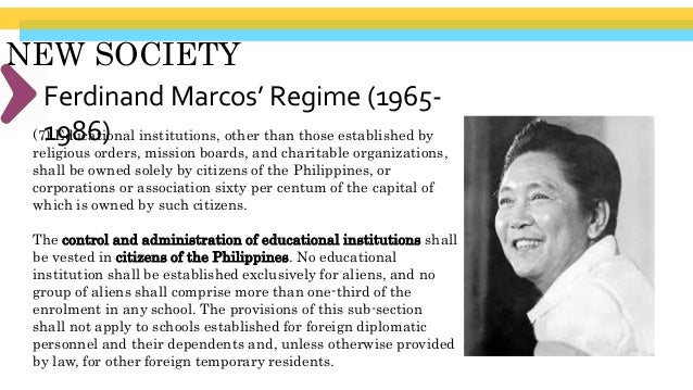 NEW SOCIETY Educational Aims •Love of country •Teaches duties of citizenship •Develops moral character •Self – discipline ...