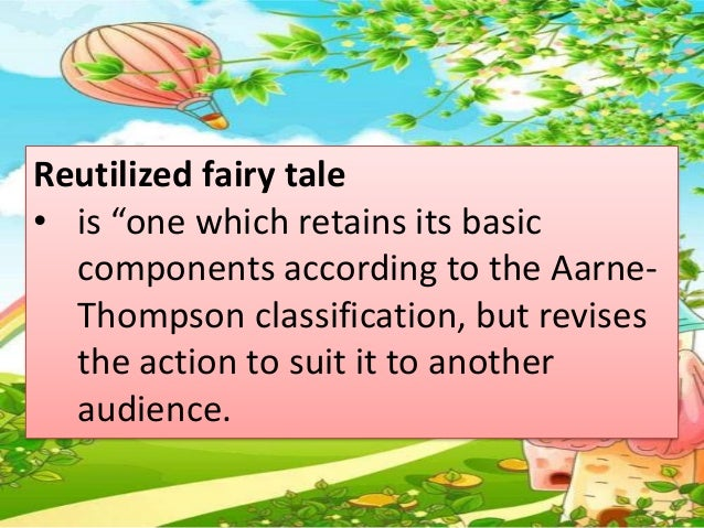 an analysis of fairy tales and gender roles The purpose of this study was to investigate gender stereotypes in fairy tales in order to raise awareness of gender issues in learning and teaching, especially in the reading process a purposive .
