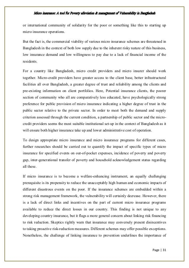 Poverty alleviation effort in bangladesh involvement