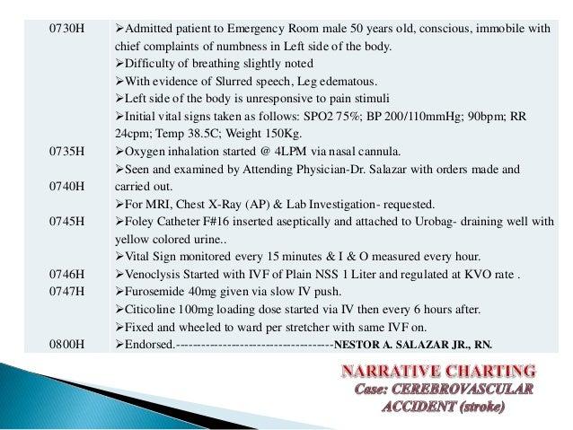 nursing documentation  sports medicine hospital  by