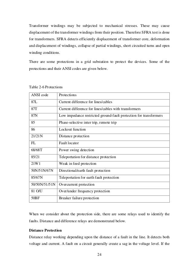 Report of undergraduate training at ceylon electricity board