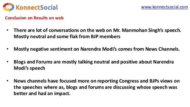 PM Vs Narendra Modi's Independence Day Speech on Social