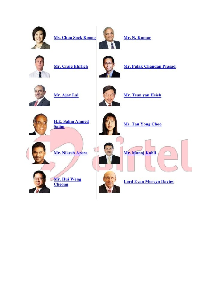 report on airtel Mba project report on airtel telecom industry:the indian telecommunication industry has grown into a billion dollar industry in this unforgiving highly competitive.