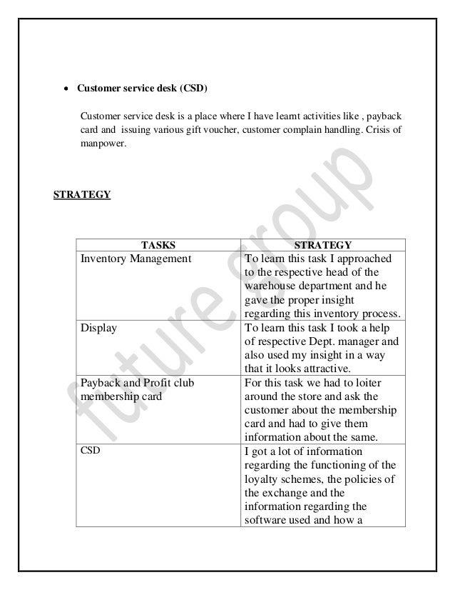 big bazaar inventory management process A project report on inventory control at big bazaar  inventory management and process involves  more about a project report on inventory control at big.