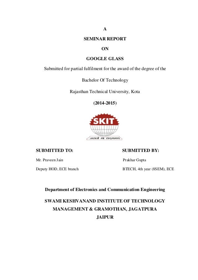 Research paper on google glass pdf download