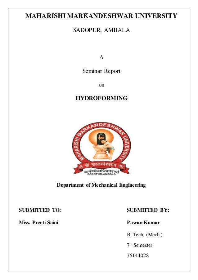 Hydraulic Press Machine Diagram A Survey Of Presses For
