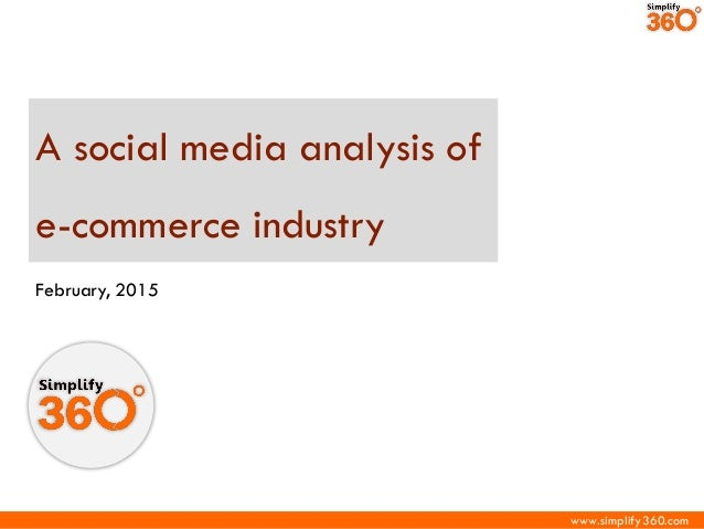 e commerce on social media This is the definitive list of internet, hosting, mobile, domain name, e-commerce and social media statistics for 2017.