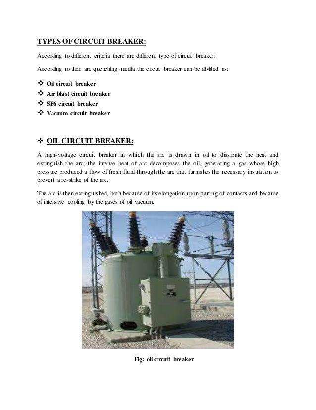 Report on industrial summer training on 220 kv substation