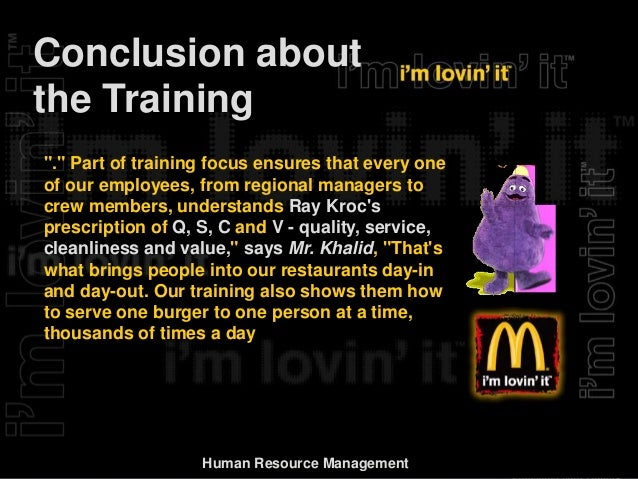 conclusion on restaurant management Hospitality & restaurant management doe: i thesis statement: a person who wants to become a professional in the hospitality and restaurant management field should consider gaining both experience and an educational degree in order to enjoy a successful career.