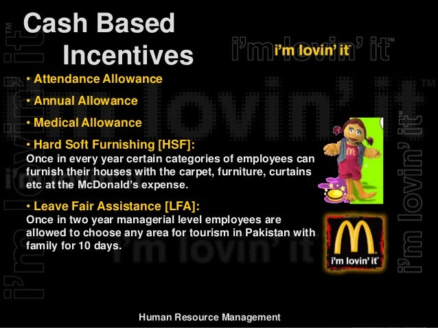 human resource at mcdonalds 15 mcdonald's reviews a free inside look at company reviews and salaries posted anonymously by employees.