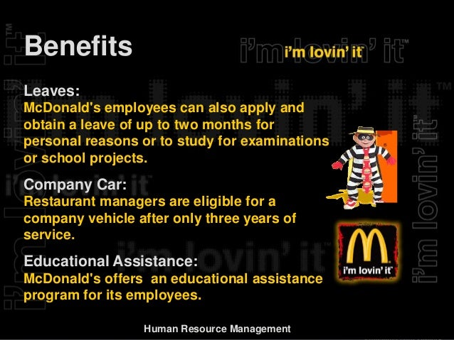 mcdonald s scientific management In mcdonald's case, their goal is making maximum burgers in certain time therefore, scientific management instead of people management is the only way to reach this goal in new zealand, more and more 24hrs mcdonald's opened in last 5.