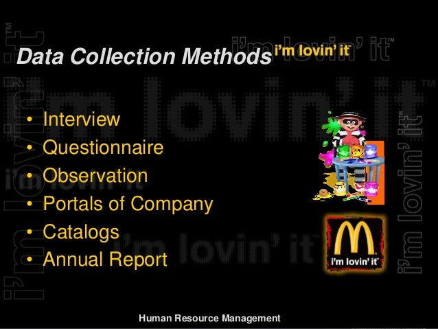report on mc donalds Mcdonaldscom is your hub for everything mcdonald's find out more about our menu items and promotions today.