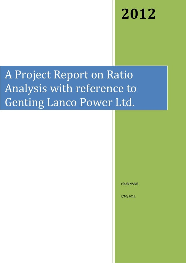 hpcl project report on ratio analysis Financial analysis of ril comparative financial analysis with competitors ratio analysis profitability ratios project report on.