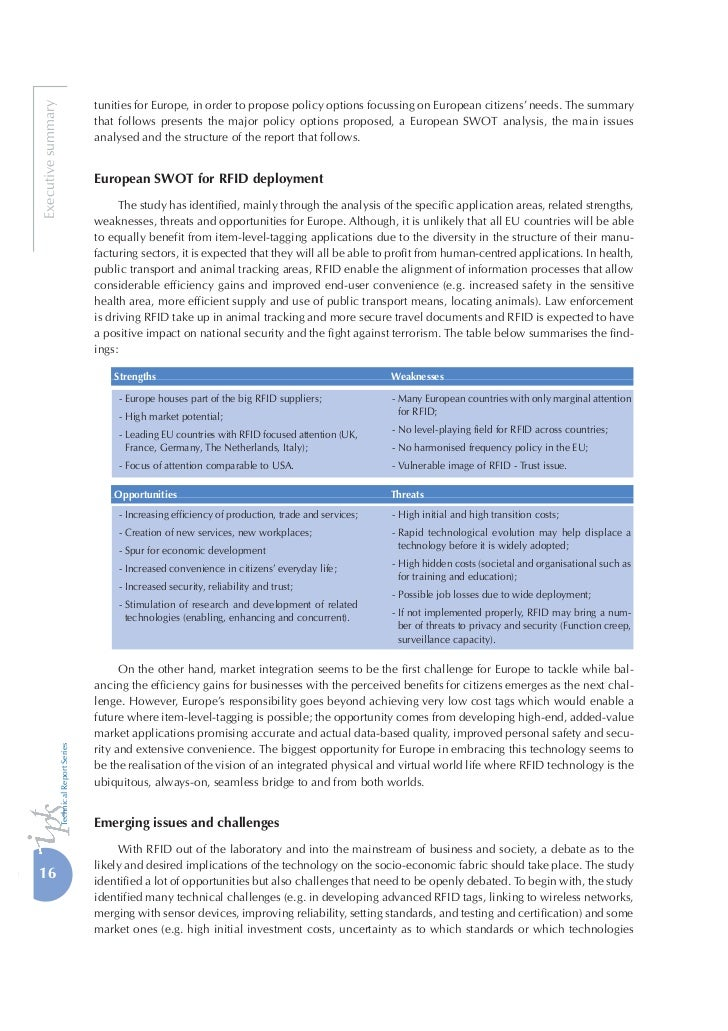socio technical challenges of rfid essay Smart sustainable cities for all: a socio-spatial approach  plans of action to address global challenges in all communities  socio-technical perspective that.