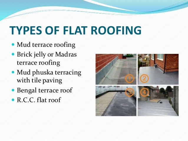 Report on roof and roof covering for Roof covering types