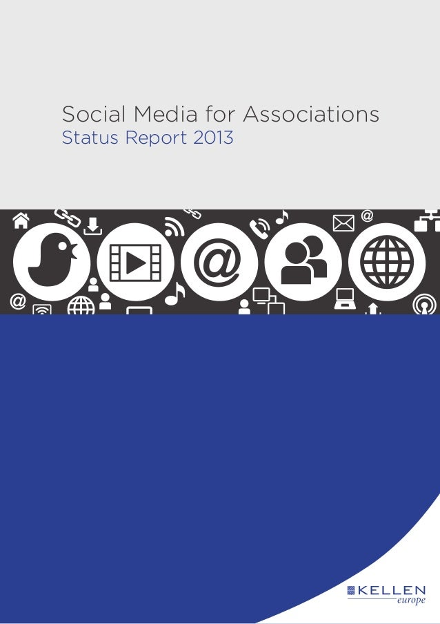 Social Media for AssociationsStatus Report 2013