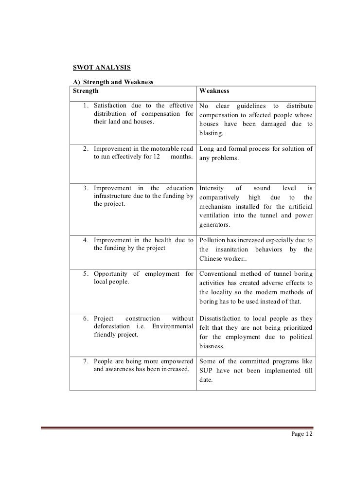 Recommendation Report for Water Provision Methods