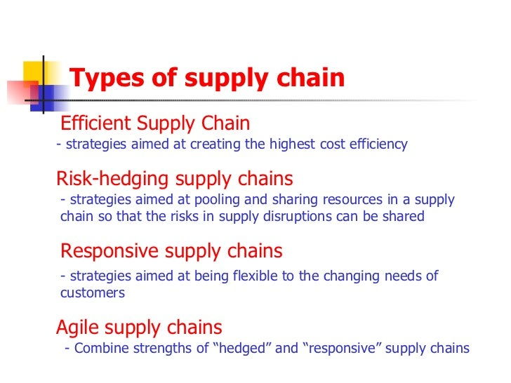 what is the right supply chain for your product essay This free application essay on application essay: supply chain product safety and security, i will ensure that the different manufacturers use the right raw.