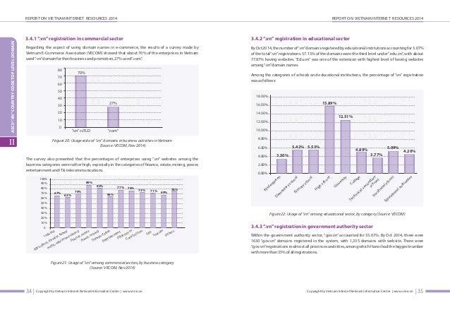 report on vietnam internet resources 2014