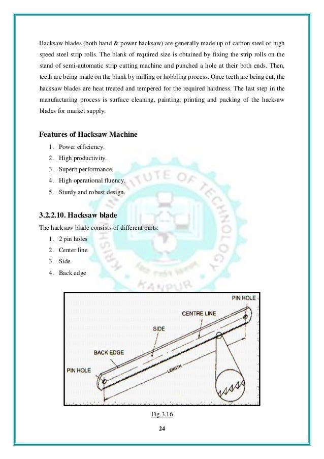 Automatic four way hacksaw cutting machine fig315 24 24 hacksaw blades keyboard keysfo Image collections