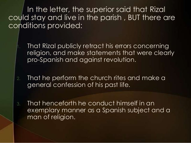 qualities of rizal Rizal was very content when he stayed in germany, since he noted the germans' good qualities of industriousness and liberalism after a lot of hard work and advocacies for philippine freedom, rizal finished one of his immortal novels, the noli me tangere.