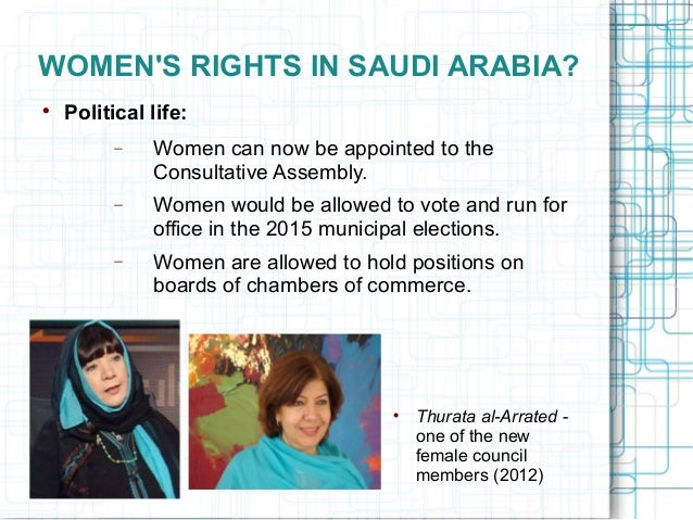 essay about womens rights in saudi arabia Free essays on women rights in saudi arabia get help with your writing 1 through 30.