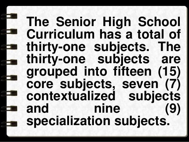 The Enhanced Basic Education Act of 2013 (K-12)