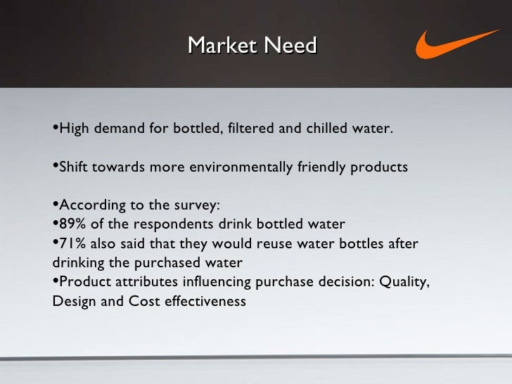 nike marketing concept Case study examining the product development of nike free, including innovation, identifying consumer needs, r&d, product positioning and commercialisation, marketing.