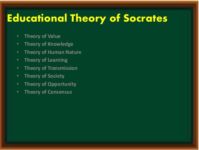 an introduction to the philosophy by socrates