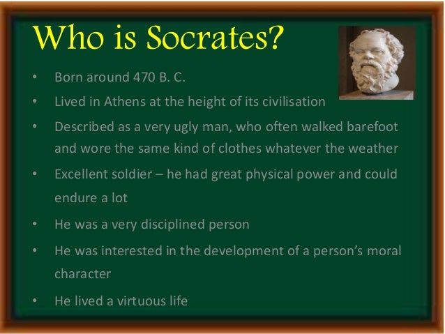 "socrates was guilty The trial of socrates (399 bc) was held to determine the philosopher's guilt of two charges: asebeia (impiety) against the pantheon of athens, and corruption of the youth of the city-state the accusers cited two impious acts by socrates: ""failing to acknowledge the gods that the city acknowledges"" and ""introducing new deities"" the death sentence of socrates was the legal."
