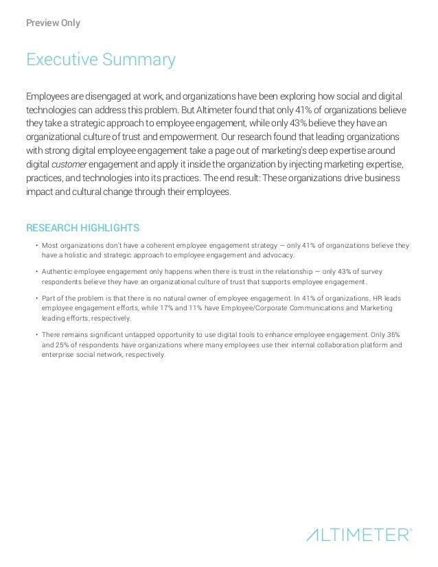 Employee relations essay