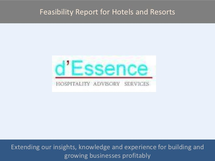 feasibility for hotel