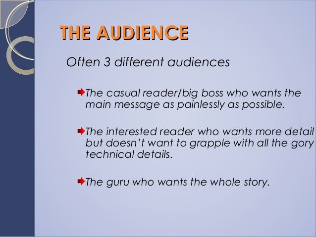 types of audiences in writing Style, diction, tone, and voice information in a manner appropriate for both the audience and the purpose of the writing some types of diction are almost.