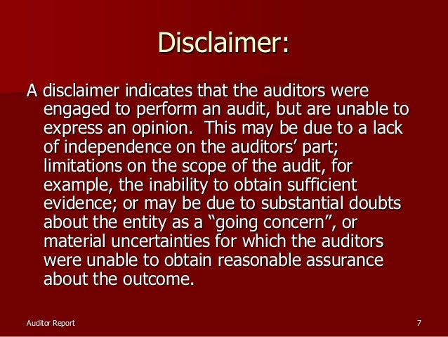 lack of auditor independence adverse impact Negative associations and effects of long-term auditor-client relationship on the  basis of different  rotation, non-audit services, and auditor independence   diminution in the audit-quality due to loss of audit-knowledge and experience.