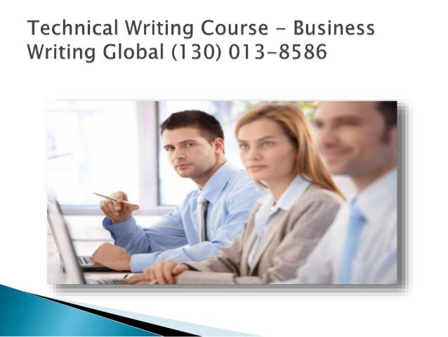 Welcome to the Business Writing Institute