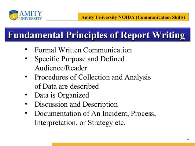 Interpretation and report writing ppt